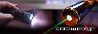 laser και φως