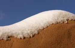 χιόνι στη Σαχάρα