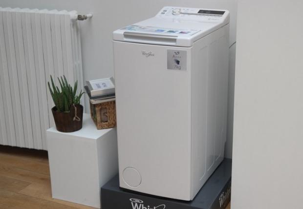 Τα πλυντήρια άνω φόρτωσης είναι ιδανικά για μικρούς χώρους