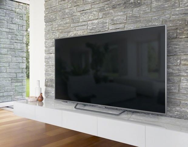 η επιτραπέζια τοποθέτηση τηλεόρασης είναι η πιο εύκολη λύση