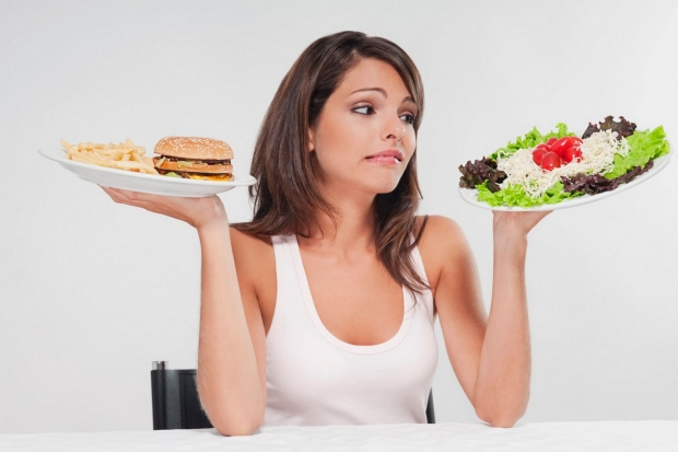 δεν χρειάζεται να πεινάς για να αδυνατίσεις