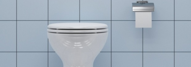 Το ξέρετε ότι όλη σας τη ζωή κάθεστε λάθος στην τουαλέτα;