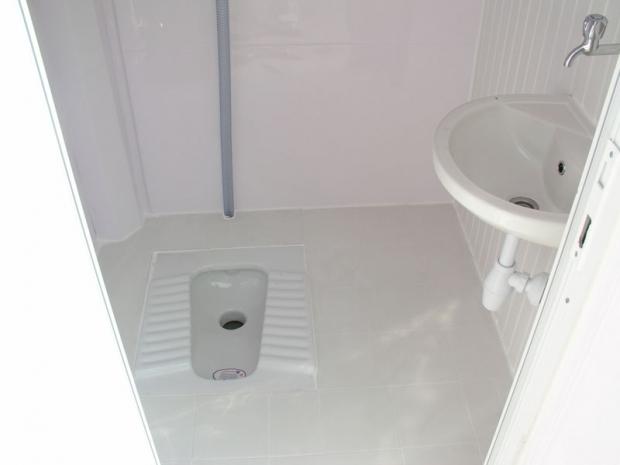 τούρκικου τύπου τουαλέτα