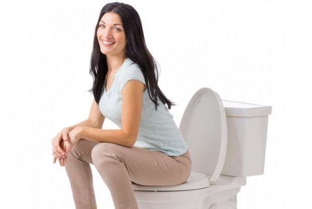 Πως να κάθεστε στην τουαλέτα