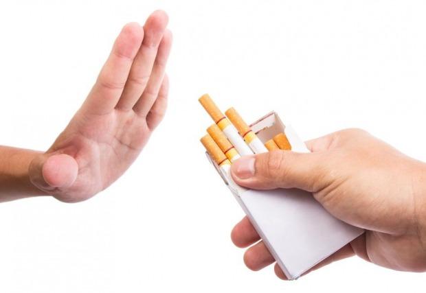 Πείτε όχι στο κάπνισμα