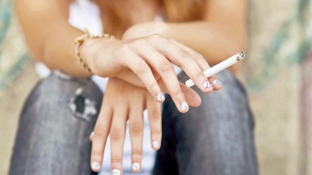 το τσιγάρο δεν διώχνει πραγματικά το άγχος