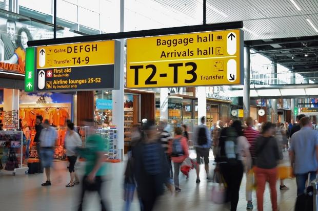 πόση ώρα πριν να πάω στο αεροδρόμιο για να μη χάσω την πτήση μου