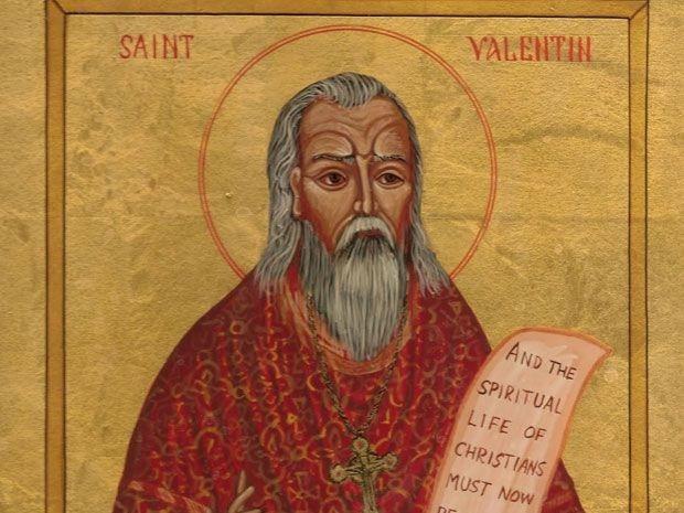 ποιος ήταν ο Άγιος Βαλεντίνος