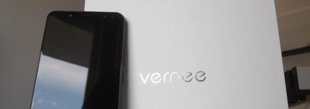 Vernee X smartphone