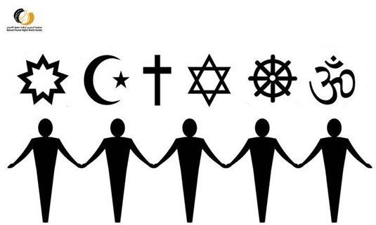 οι διάφορες θρησκείες και τα σύμβολα τους