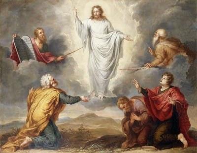 πότε πέφτει η μεταμόρφωση του Χριστού