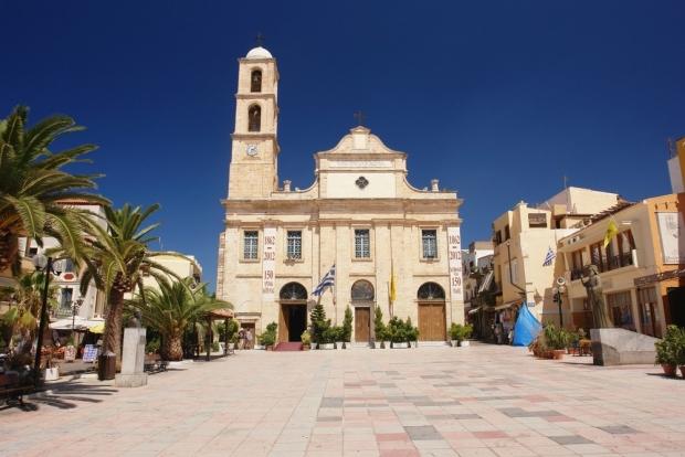 Η Ιερά Μητρόπολη Εισοδίων της Θεοτόκου στα Χανιά