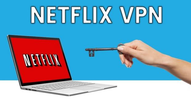 vpn για ξεκλείδωμα του Netflix