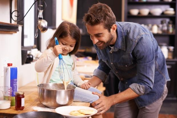 η μαγειρική είναι δημιουργική ενασχόληση