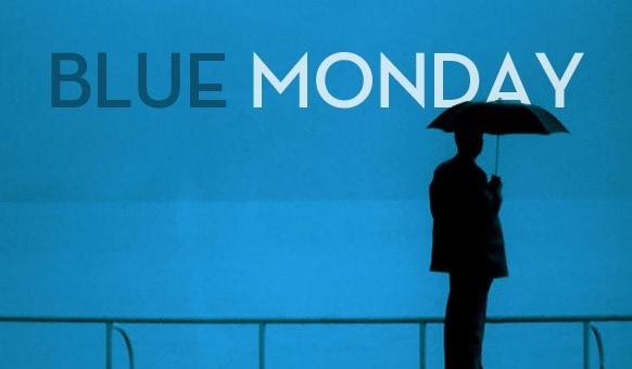 η μπλε δευτέρα είναι συνώνυμο της μελαγχολίας και της κατάθλιψης