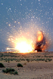 ενέργεια και έκρηξη