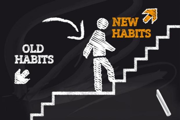 αν θέλετε να πετύχετε, πρέπει να αλλάξετε συνήθειες