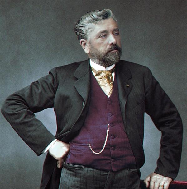 Ο Γουστάβος Άιφελ
