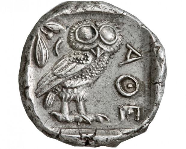 αρχαίο ελληνικό νόμισμα