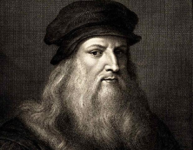 ο Leonardo Da Vinci ήταν χαρακτηριστικό παράδειγμα μοναχικής ιδιοφυΐας