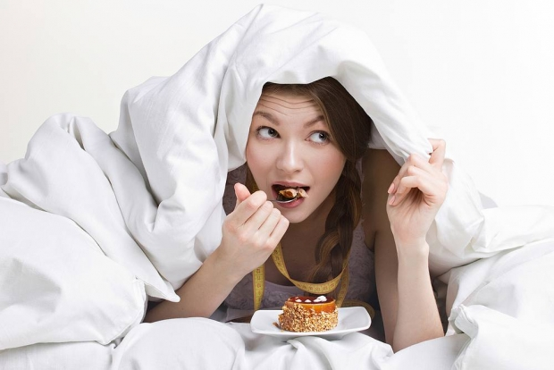 Δεν νιώθουμε ποτέ τύψεις, ακόμη κι αν φάμε πολύ ή κακής ποιότητας φαγητό