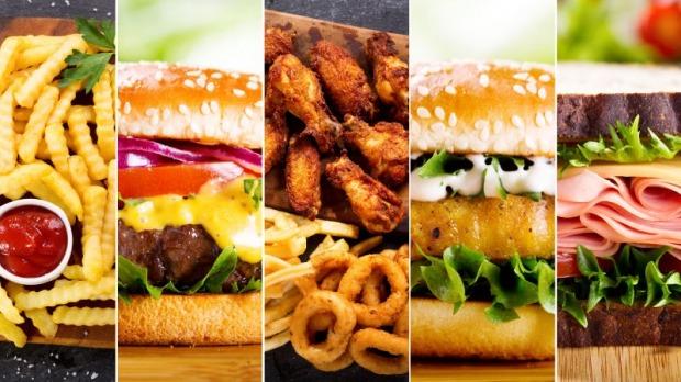 το γρήγορο φαγητό δεν είναι καλός σύμμαχος στη διατήρηση του βάρους