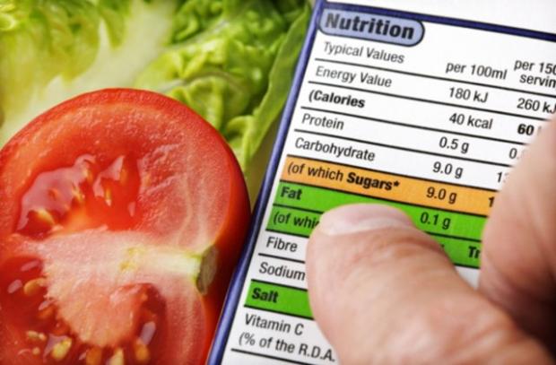 εκπαιδευόμαστε στο πως να διαβάζουμε σωστά τις ετικέτες των διάφορων τροφίμων