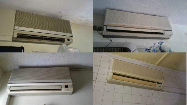 ξεφορτωθείτε παλιά κλιματιστικά που φουσκώνουν τον λογαριασμό της ΔΕΗ