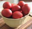 βάφουμε κόκκινα τα αυγά