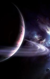 δακτύλιος γύρω από πλανήτη