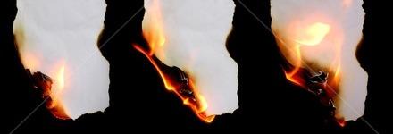 χαρτί διπλώνει με τη θερμότητα