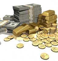 χρήματα και χρυσός