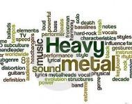 Metal μουσική