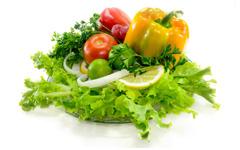λαχανικά και φυτά