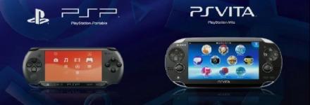 playstation 3 - psp - ps vita