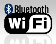 ακτινοβολία bluetooth & wifi