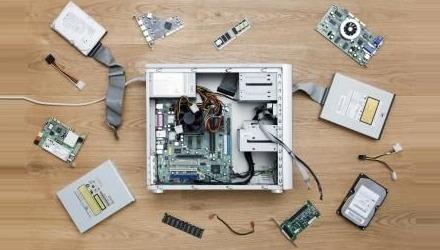 το κουτί του υπολογιστή