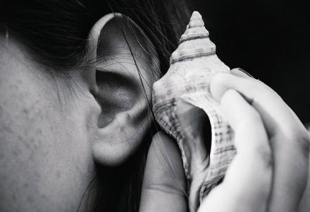 κοχύλι στο αυτί