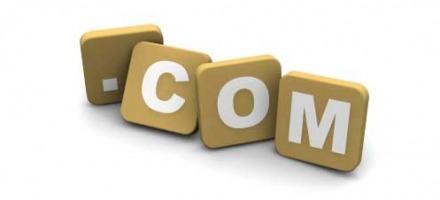 domain με κατάληξη com