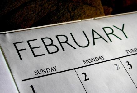 Φεβρουαριος τελευταίος μήνας του χρόνου