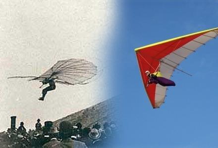 Otto Lilienthal - αιωρόπτερο