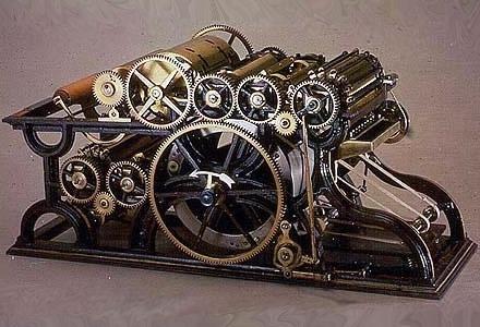 William Bullock - μηχανές εκτύπωσης