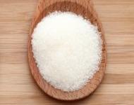 άσπρη ζάχαρη