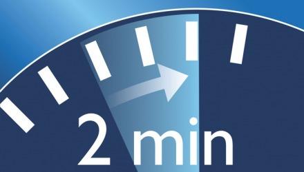 βουρτσίστε για τουλάχιστον 2 λεπτά