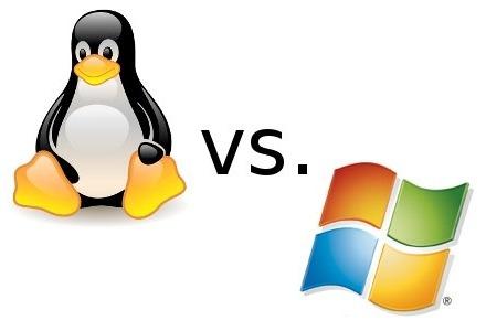 πλεονεκτήματα μειονεκτήματα windows vs linux