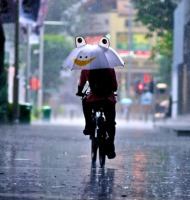 καιρός και ποδήλατο