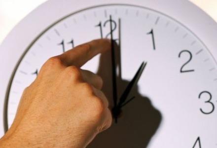 ρολόι αλλάζει η ώρα