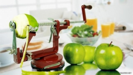 επαγγελματικό εργαλείο ξεφλουδίσματος μήλου