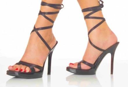 παπούτσια μέσω internet