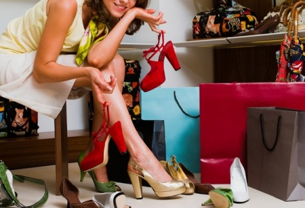 καταστήματα παπουτσιών